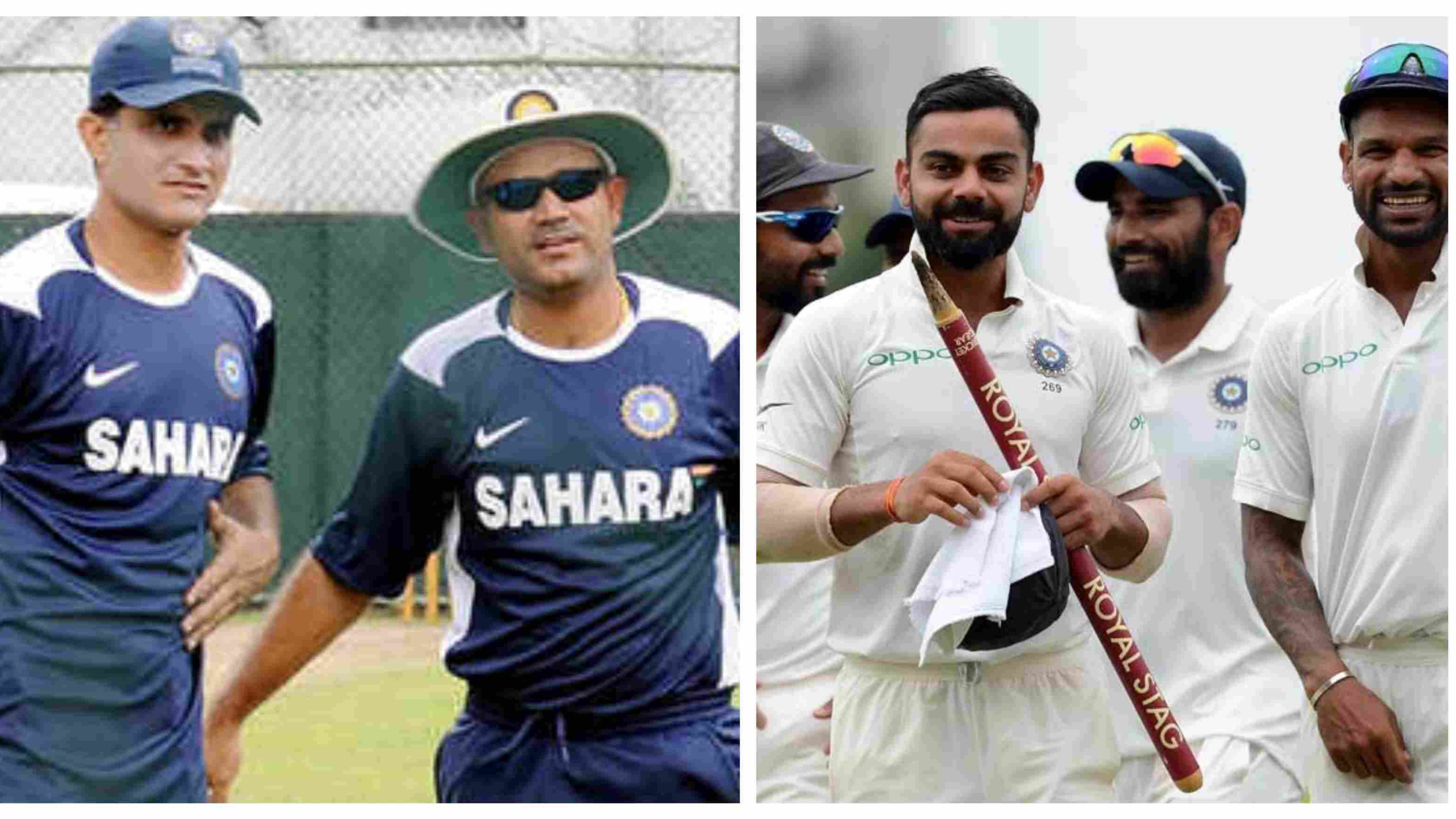ENG v IND 2018: Sourav Ganguly, Virender Sehwag believe India have a fair chance of winning the Test series in England
