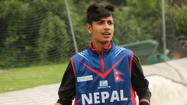 Karan KC and Sandeep Lamichhane takes Nepal to World Cup  Qualifiers