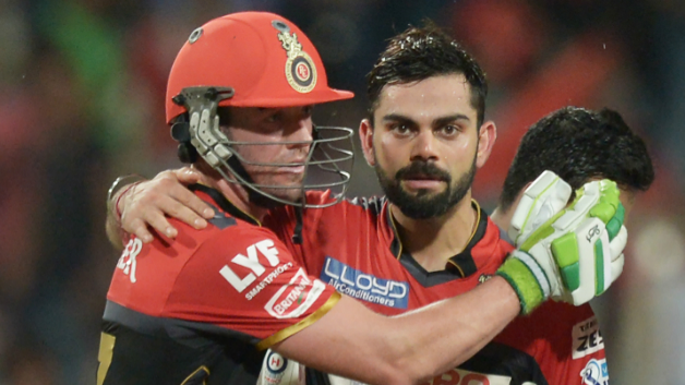IPL 2018: Watch – Virat Kohli gives a cheerful hug to AB de Villiers during RCB training session