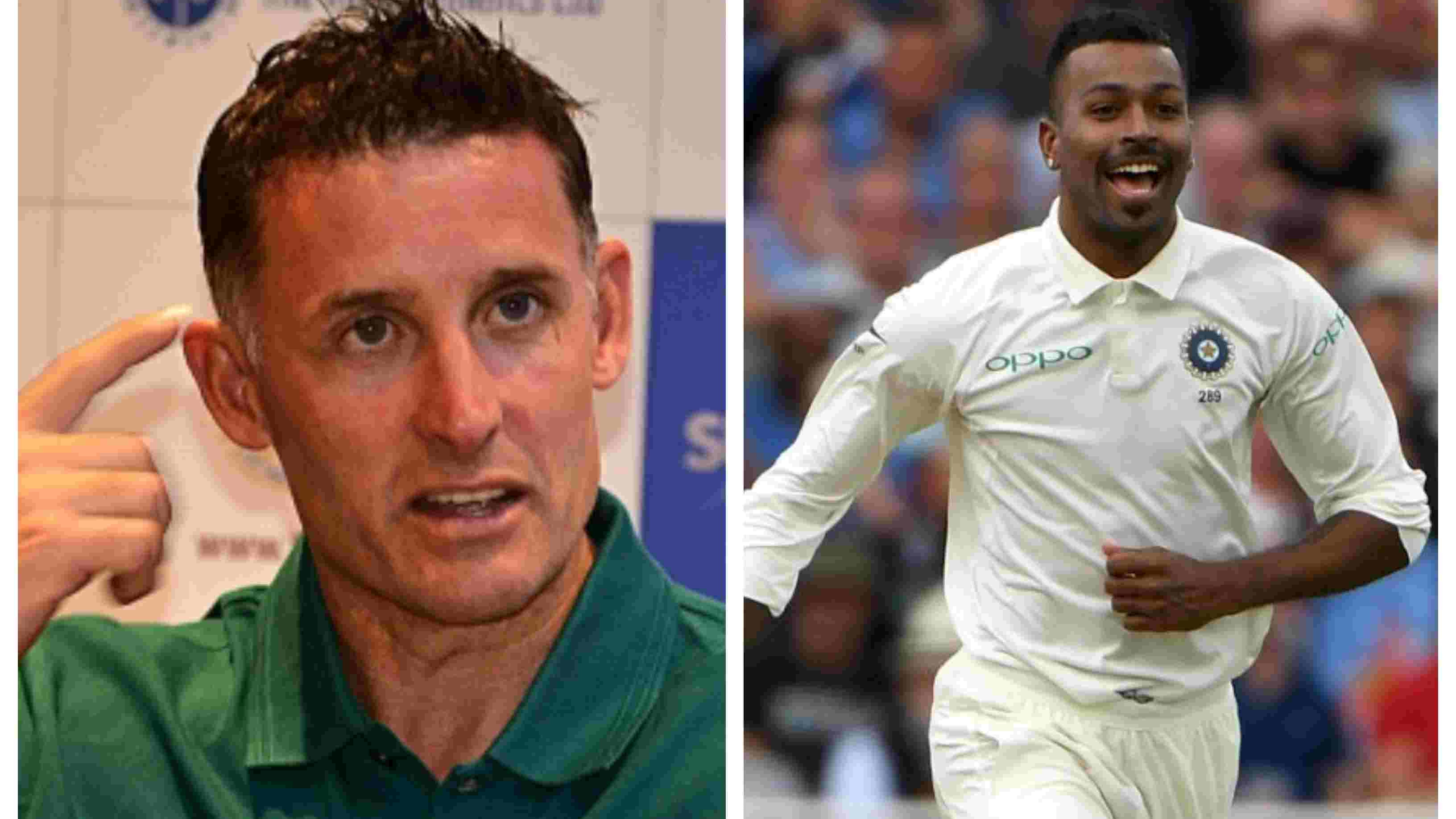 AUS v IND 2018-19: Team India will miss the services of Hardik Pandya in Australia, reckons Mike Hussey