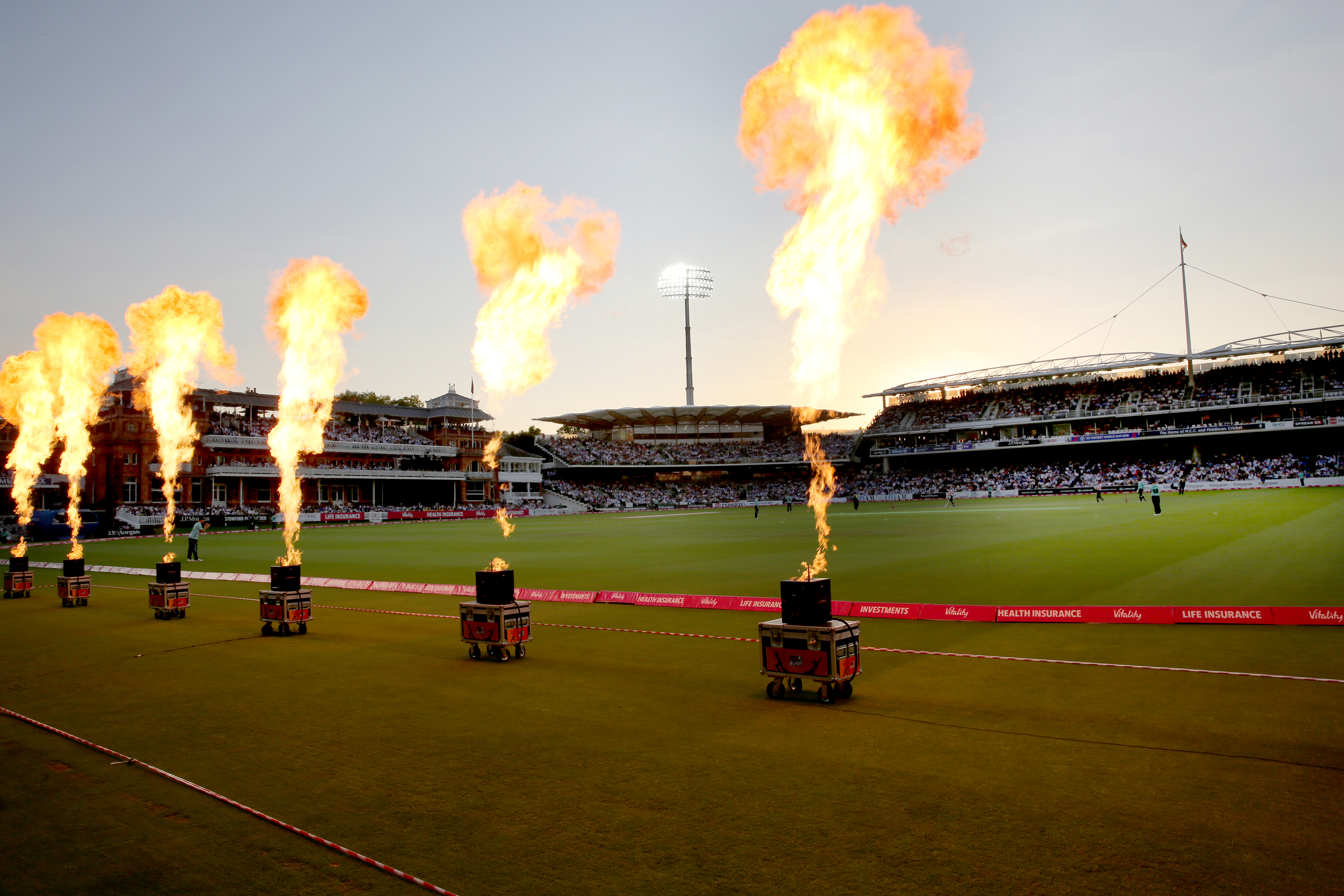 The Hundred will feature five-ball overs and the option for bowlers to bowl two consecutive overs. (Getty)