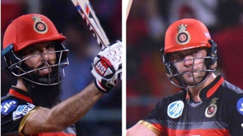 IPL 2018: Match 51, RCB v SRH – AB de Villiers- Moeen Ali keep RCB in playoffs race with 14 runs win over SRH