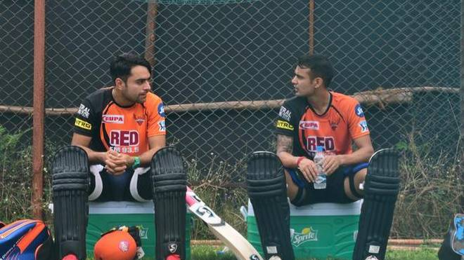 IRE vs IND 2018: Rashid Khan congratulates Siddharth Kaul on his debut