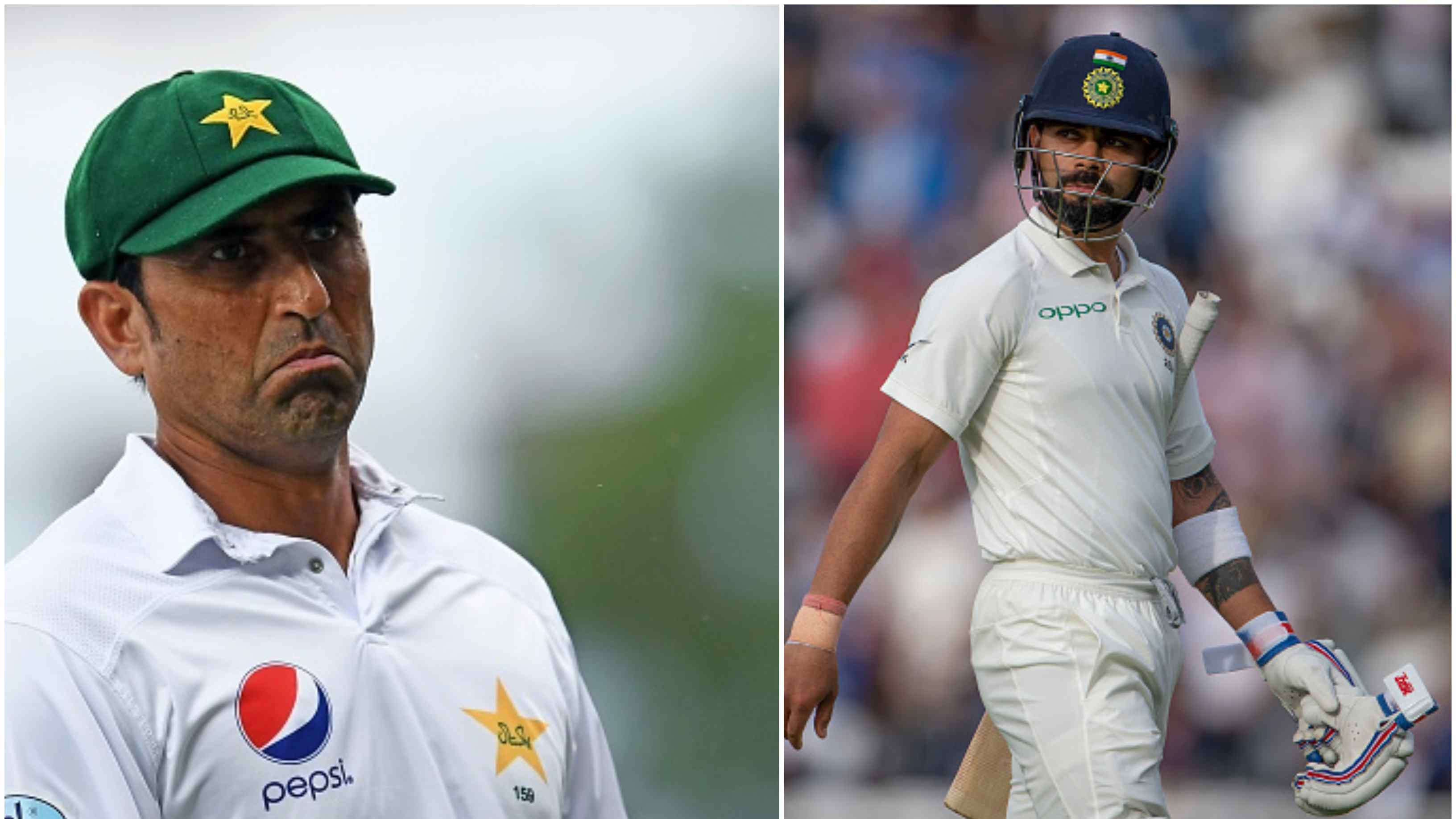 Younis Khan advises Indian cricketers to seek guidance from former players
