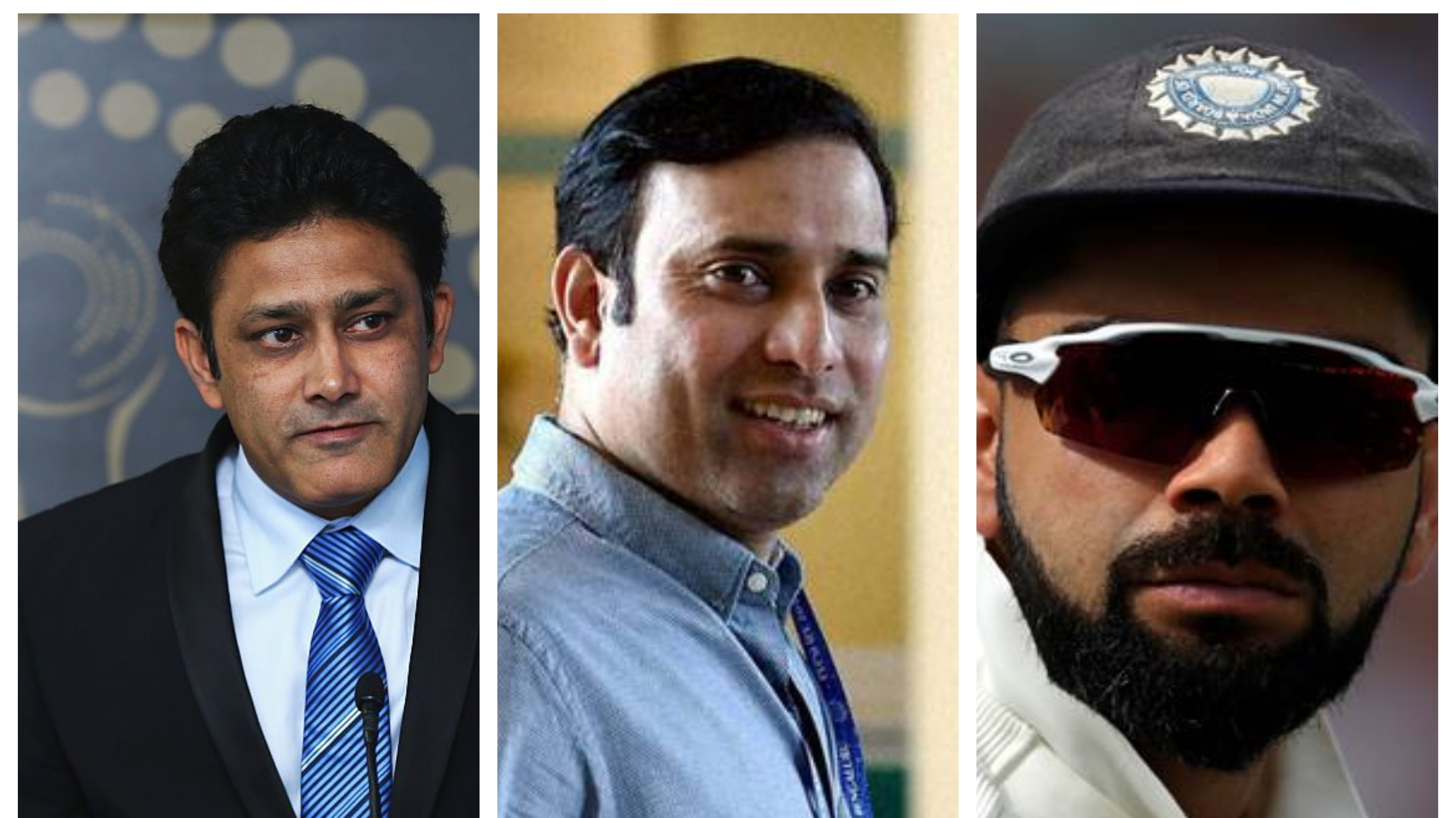 Was disappointed with coach Anil Kumble's ouster, says VVS Laxman