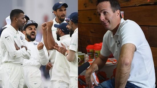 ENG v IND 2018: Michael Vaughan calls Indian bowling 'garbage', gets thrashed by Indian fans