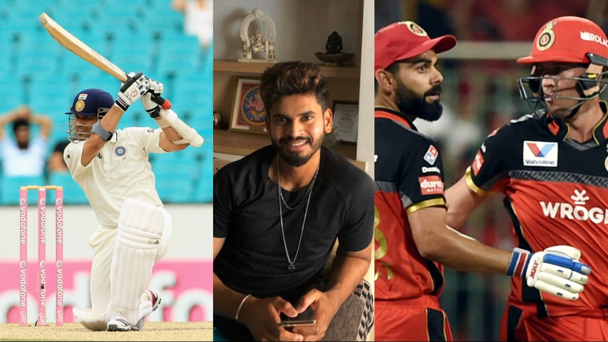 Shreyas Iyer reveals his childhood heroes in a Twitter Q&A session
