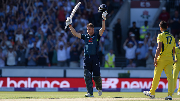 ENG v AUS 2018: Twitter reacts as Jos Buttler's ton helped England to claim ODI whitewash over Australia