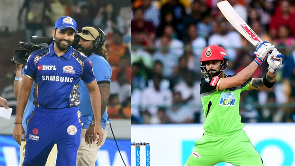 IPL 2018: आज आईपीएल में रोहित शर्मा और विराट कोहली के बीच वानखेडे में होगा मुकाबला