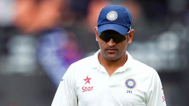 MS Dhoni announces his comeback in Test cricket for India