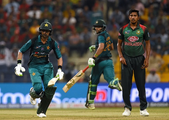 Bangladesh will be taking on Pakistan for 2 Tests and 3 T20Is | Getty
