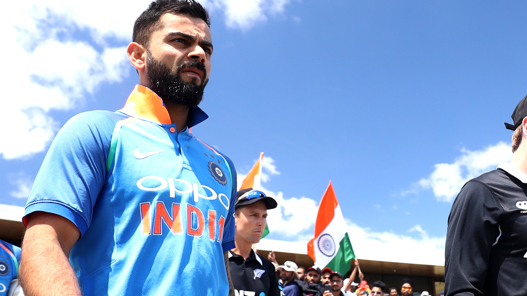 NZ v IND 2019: Virat Kohli tweets Republic Day message for his fans after 2nd ODI win