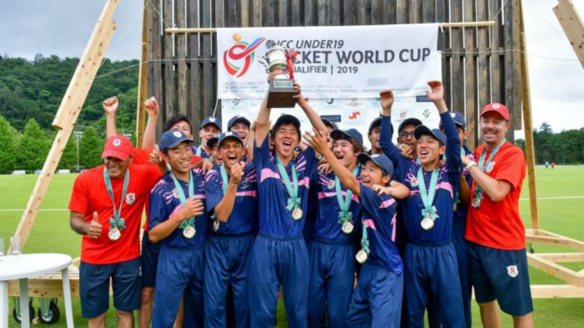 Japan qualifies for next U-19 World Cup after PNG players caught for criminal offences