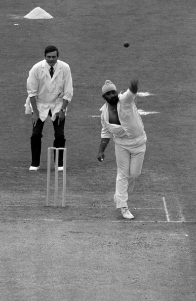 Bishan Singh Bedi was a magician with the ball | Getty