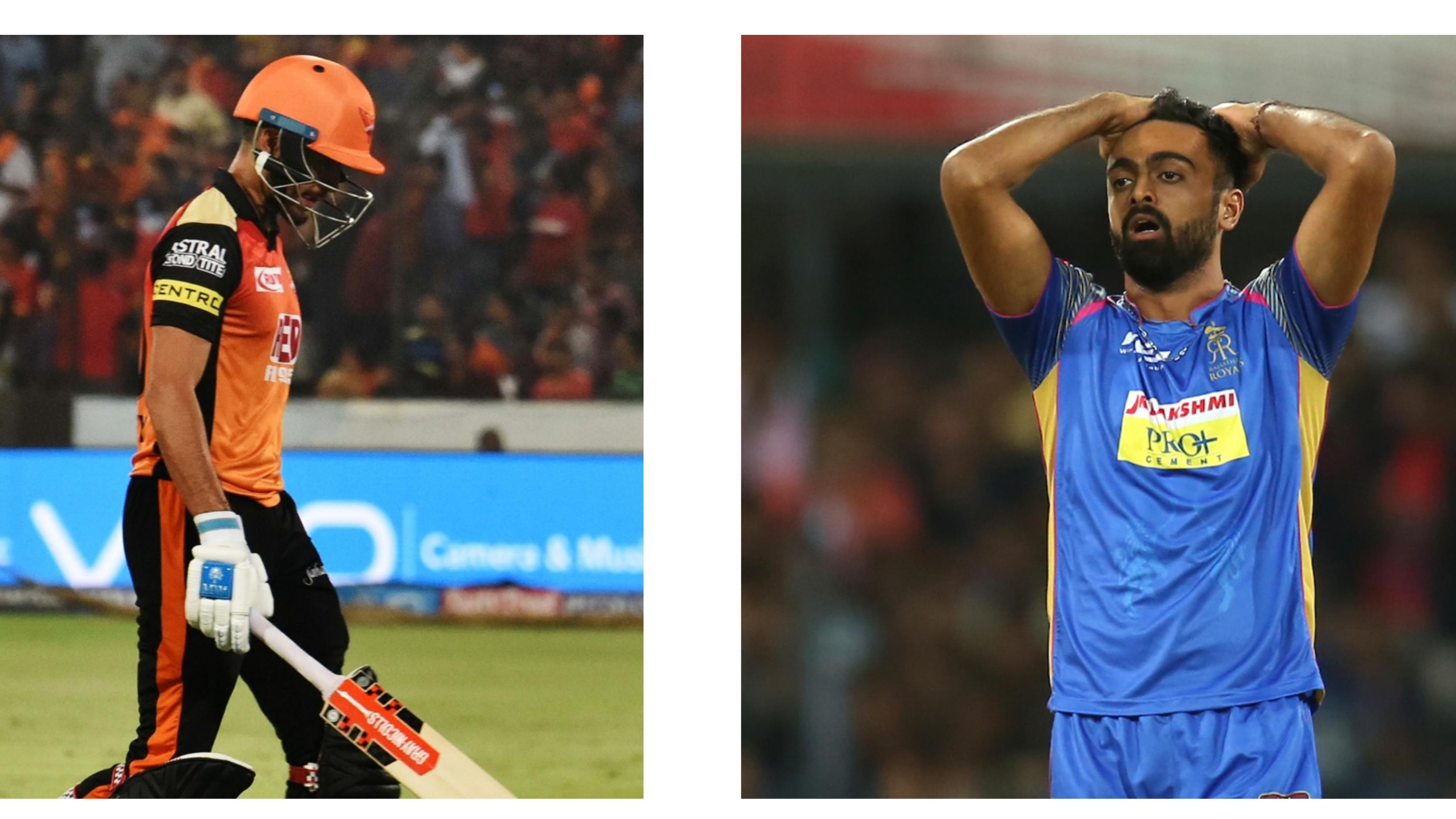 IPL 2018: ये है आईपीएल 2018 के पांच सबसे बड़े फ्लॉप सितारे