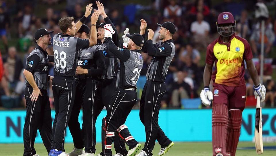 NZ won the match by 119 runs. (Hindustan Times)