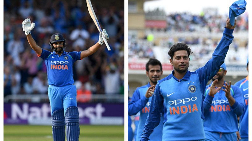 ENG v IND 2018: 1st ODI – Kuldeep Yadav's magical 6-fer and Rohit's sublime century demolishes England