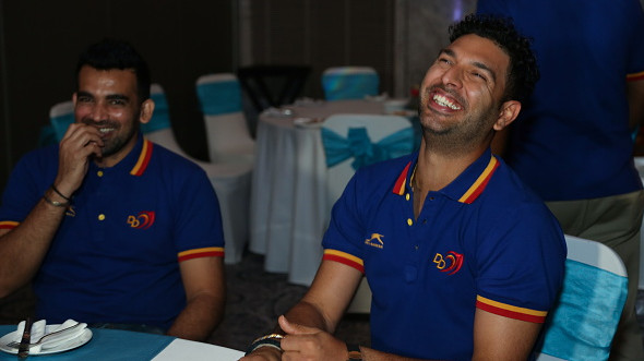 IPL: Zaheer Khan says Mumbai Indians need Yuvraj Singh's experience