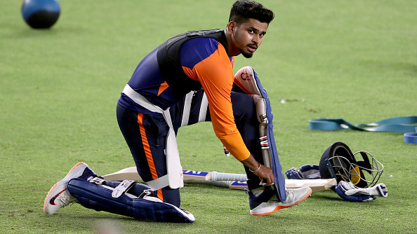 Shreyas Iyer ruled out of Lancashire's upcoming Royal London Cup outing