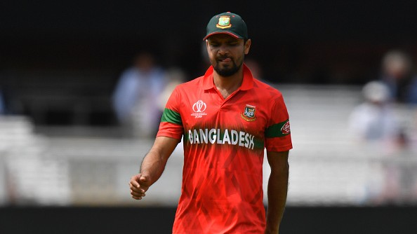 BCB still in dark about Mashrafe Mortaza's retirement plans