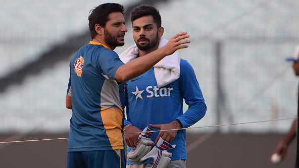 AUS v IND 2018-19: Shahid Afridi says Virat Kohli needs improvement in his captaincy