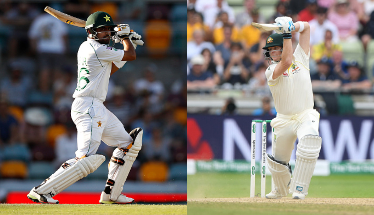 Babar Azam and Steve Smith are considered to be best batsmen of their respective countries | Getty