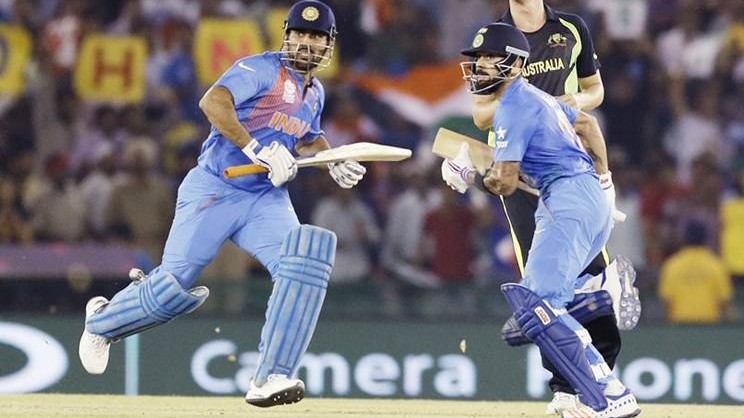Virat Kohli admits MS Dhoni made him run like it was a fitness Test during a World T20 2016 match