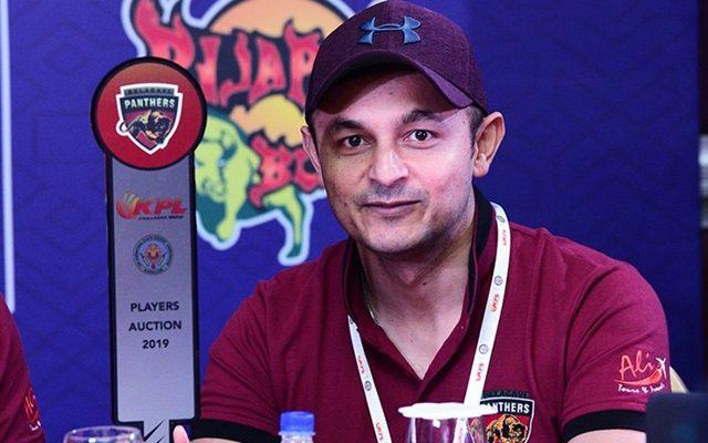 Belagavi Panthers owner Ali Asfak Thara | Twitter