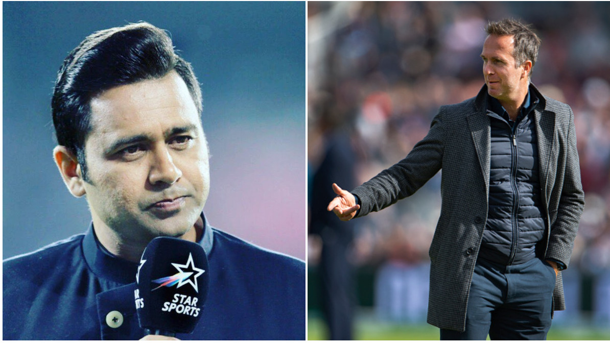 IND v ENG 2021: Aakash Chopra owns Michael Vaughan by a witty reply to his tweet