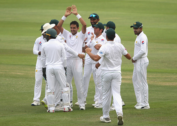 Mohammad Abbas stood out throughout the series | Getty