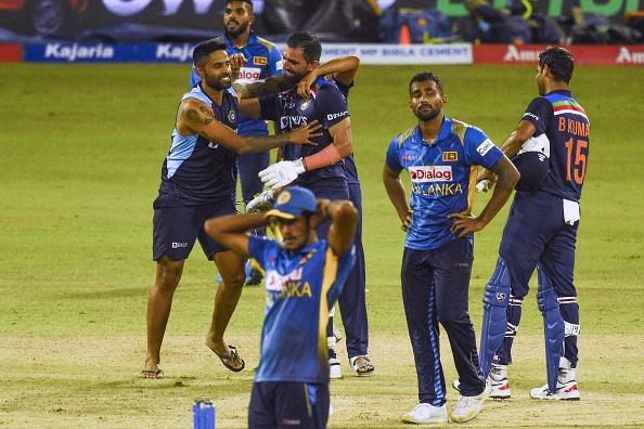 Deepak Chahar scored the winning runs | GETTY