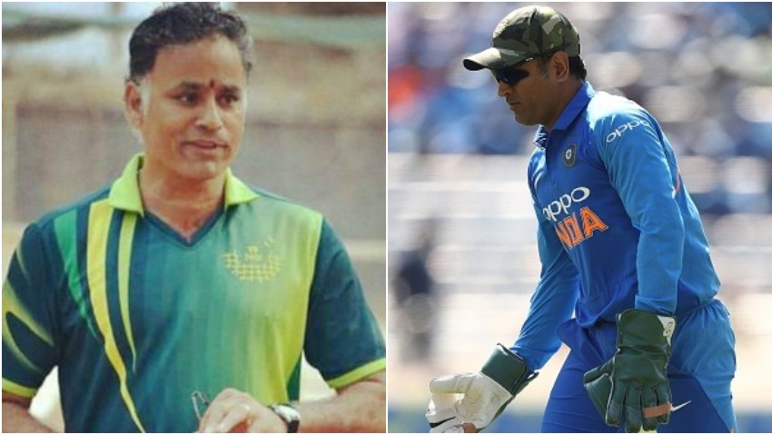 When MS Dhoni left selector VB Chandrasekhar furious in his early days