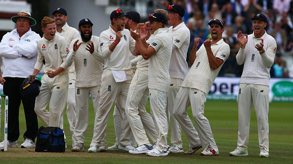 ENG v IND 2018: Twitter reacts as England annihilate India by an innings and 159 runs at Lord's