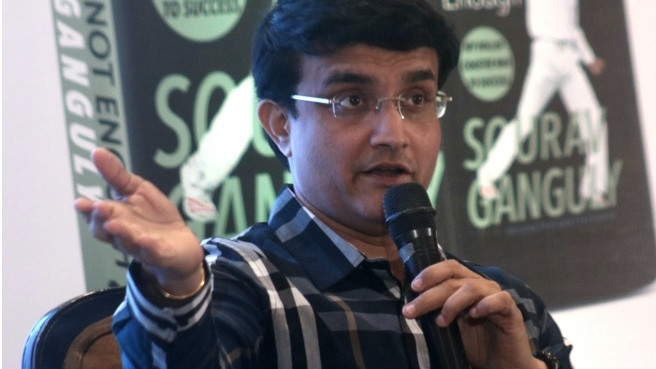 Sourav Ganguly takes necessary action against fake Instagram account on his name