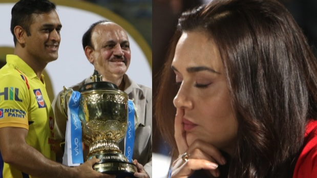 WATCH: Preity Zinta regrets for not having MS Dhoni in her IPL team