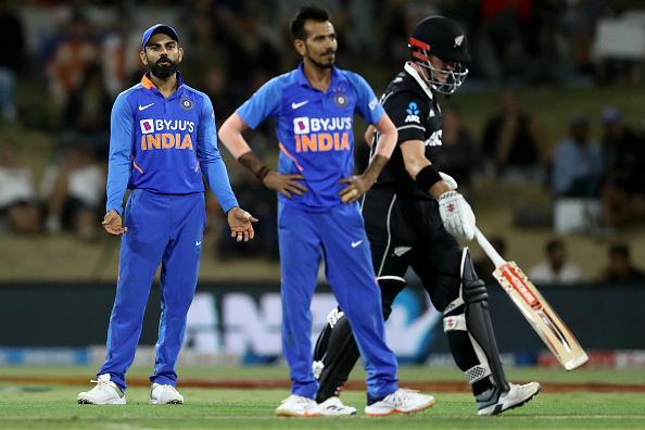 India lost the ODI series 3-0 | Getty