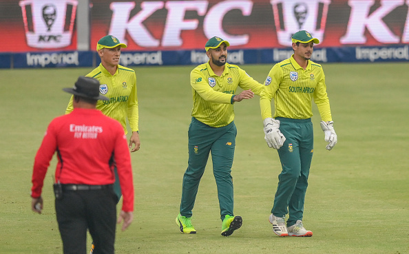 South Africa lost the first T20I by 107 runs | Getty