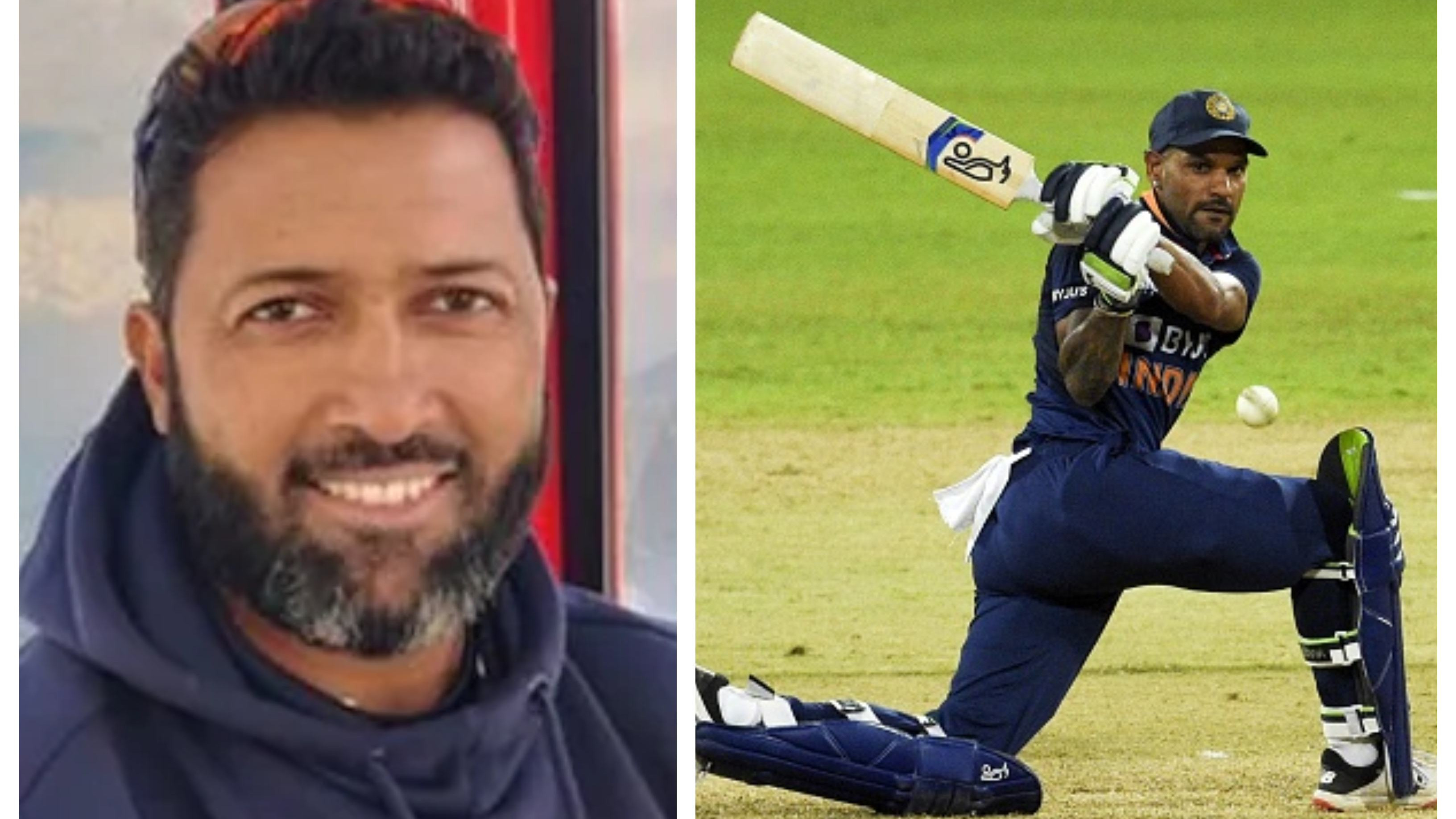 WATCH: Jaffer explains why Team India shouldn't look past Dhawan for upcoming T20 and ODI World Cups