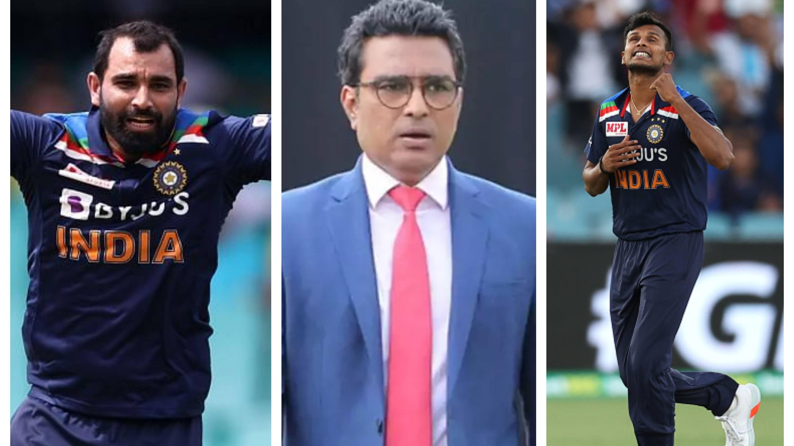 AUS v IND 2020-21: 'He has put Shami under pressure as a T20I bowler', Manjrekar hails Natarajan