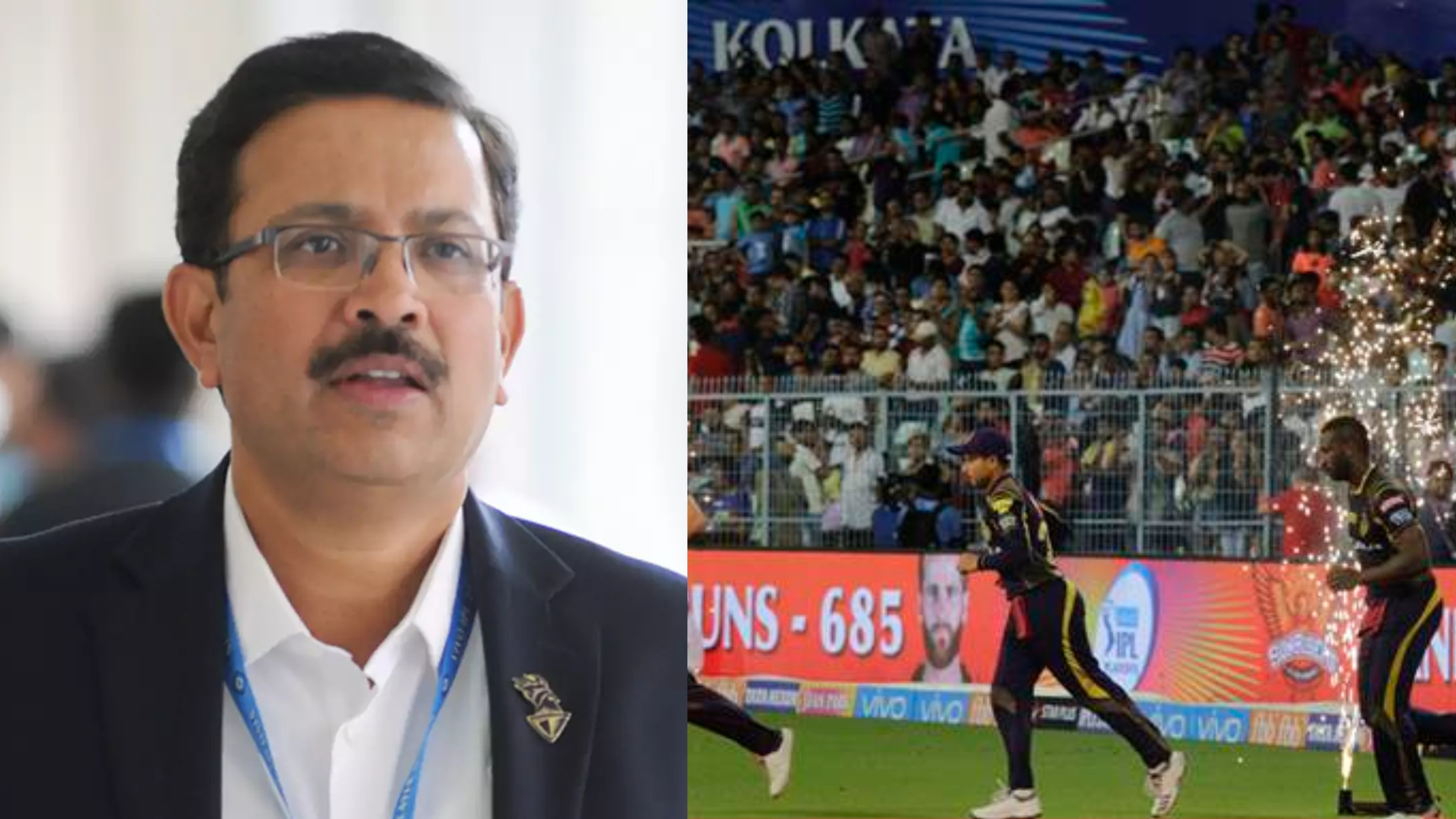 IPL 2019: Hoping to play maximum home games at Eden Gardens, says KKR CEO Venky Mysore