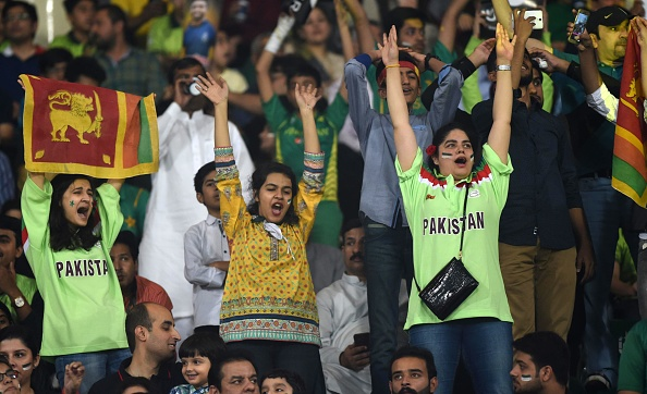 Cricket lovers in Pakistan must be overjoyed about the occasion | Getty