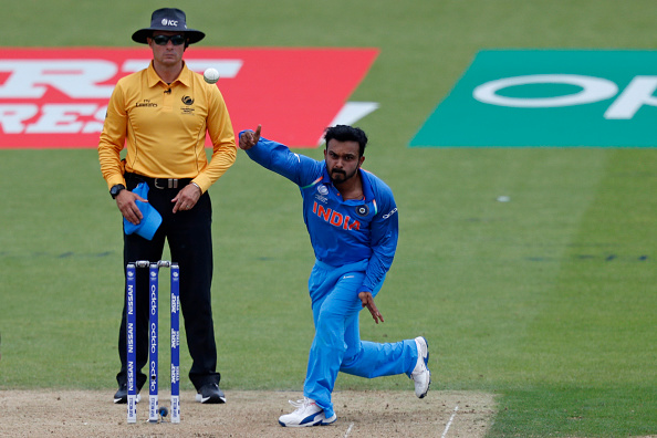 Kedar Jadhav has had issues with his hamstring twice now, this year | Getty