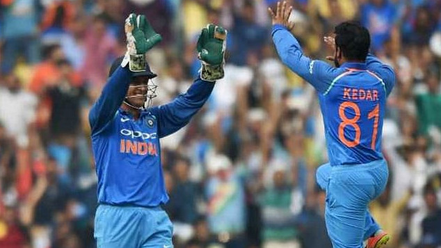 Asia Cup 2018: Kedar Jadhav credits MS Dhoni for his improvement as a bowler