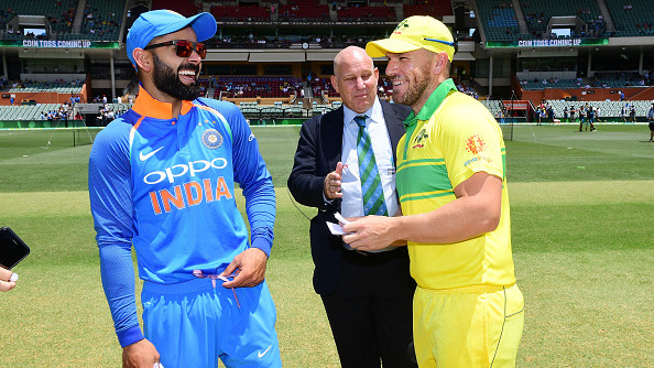 IND v AUS 2019: Aaron Finch confident to tackle India after leading Melbourne Renegades to BBL title