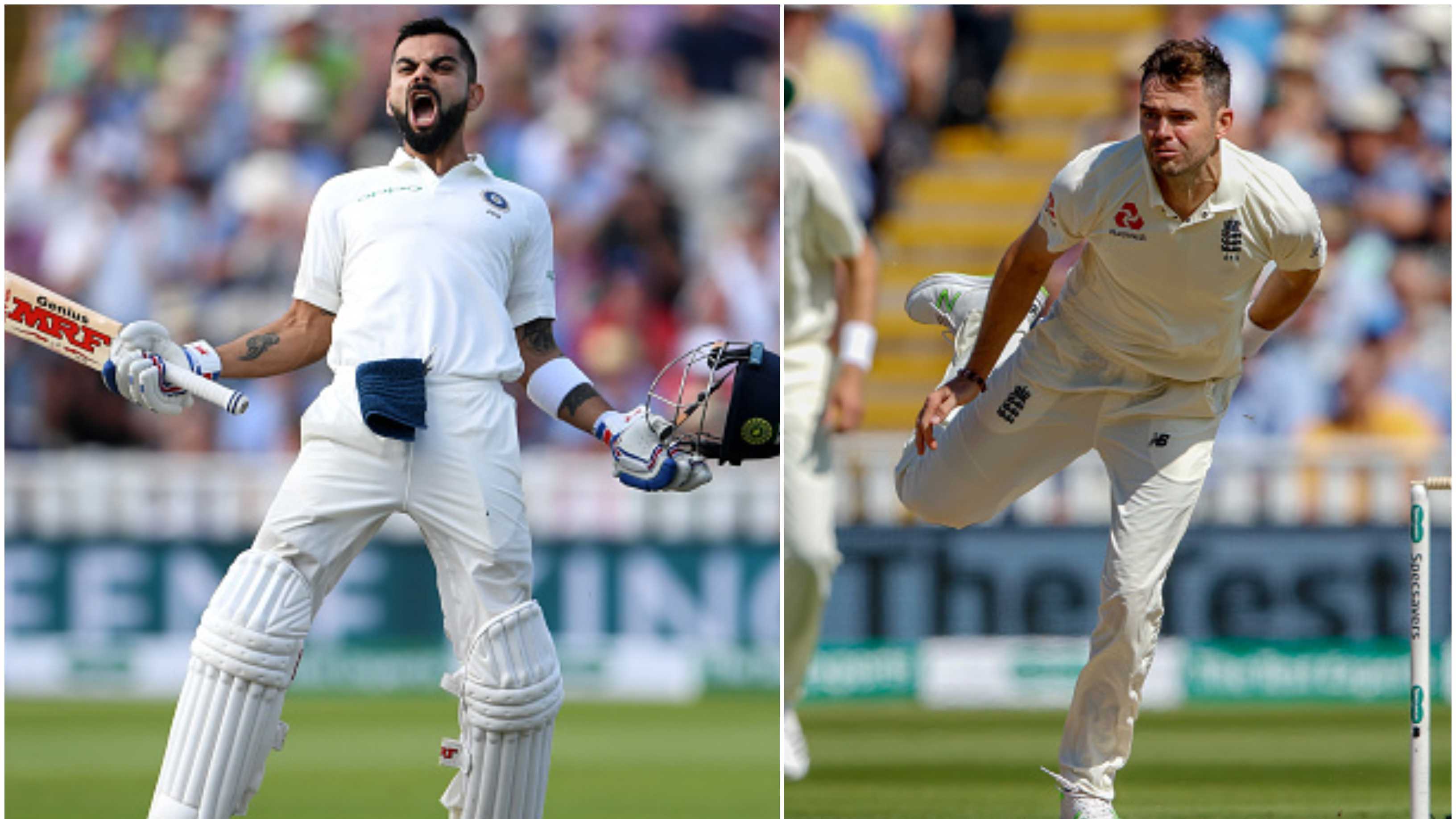 ENG vs IND 2018: James Anderson unveils the subtle changes that Virat Kohli made in his batting technique