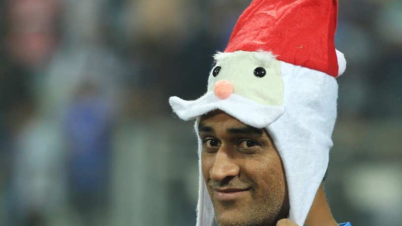 MS Dhoni praises Uttar Pradesh for producing incredible cricketing talent