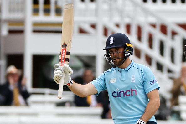 Salt hit his maiden ODI half-century against Pakistan in Lord's   Getty