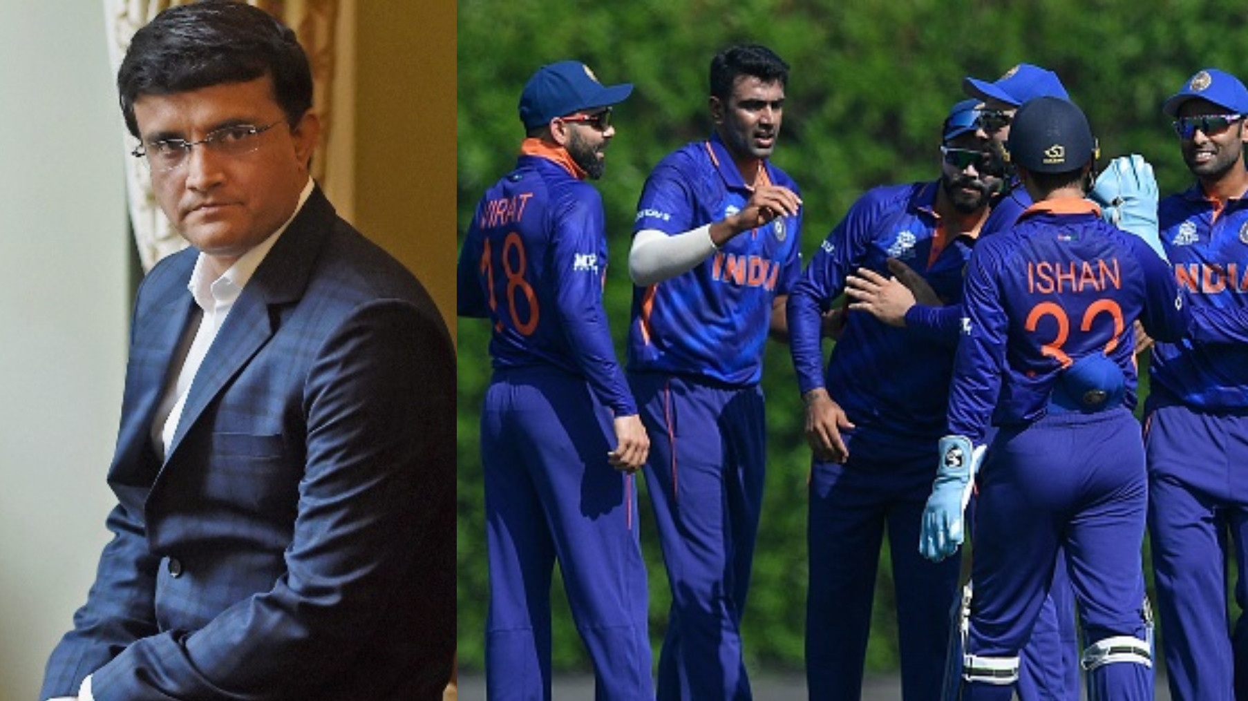 BCCI president Sourav Ganguly says India will always be a contender to win T20 World Cup