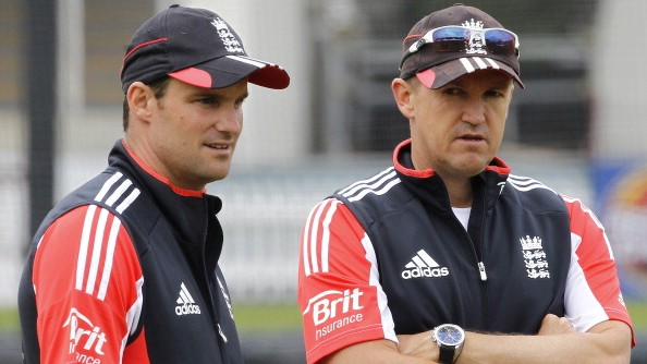 Strauss wishes to see Flower remain involved in England set-up