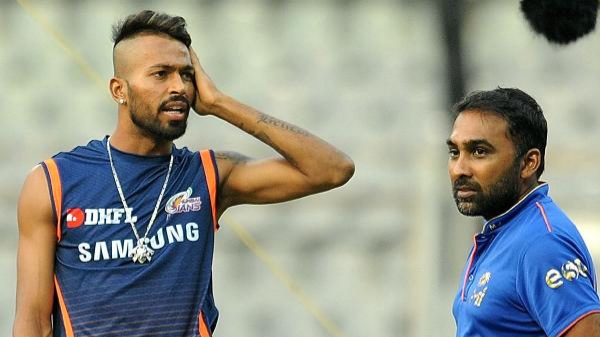 IPL 2018: MI coach Mahela Jayawardene asks Hardik Pandya to improve his game for the rest of the season